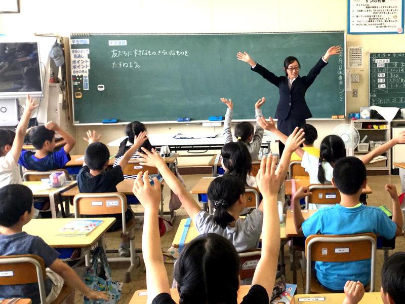 教育学部1期生が各地で教育実習中です! 松本大学/松本大学松商短期 ...